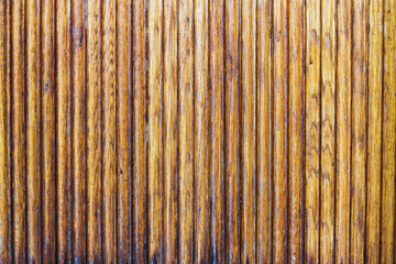 Beautiful wood texture in small blackboard brown, yellow