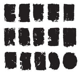 Obraz Screen Print Ink Pulls - fototapety do salonu