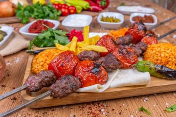 kebap, turkish kebab