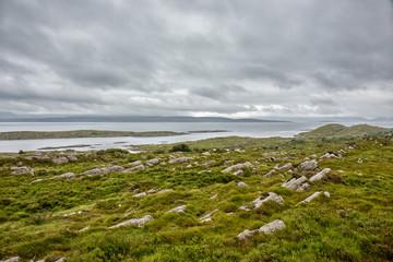 Inishmore on the Aran Islands, Ireland