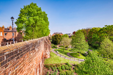 Town Walls, Chester Fotomurales