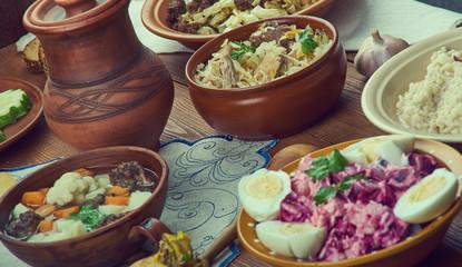Estonian Baltic cuisine
