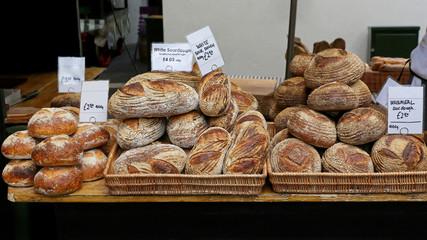 Artisan Bakery Bread Loaf