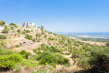 Mottola, Apulia - Middle aged village based upon the hills