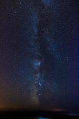 Gewaltiges Galaktisches Zentrum entfaltet sich am Nachthimmel