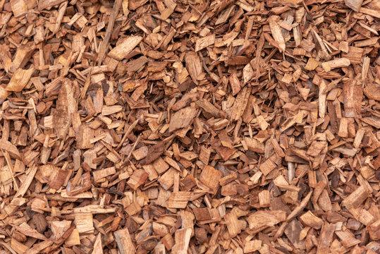 Sawdust wood background