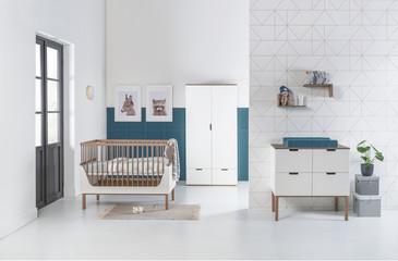 Baby nursery room