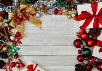 New Year 2019 and Christmas