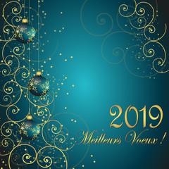 2019 - Bonne année