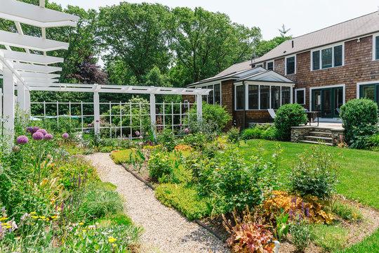 Garden In Bloom at Luxury Residence