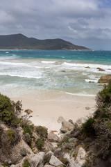 Little Oberon Bay, Wilsons Promontory, Victoria, Australia.