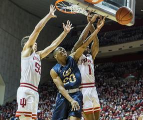NCAA Basketball: Montana State at Indiana