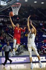 NCAA Basketball: Maryland at Navy