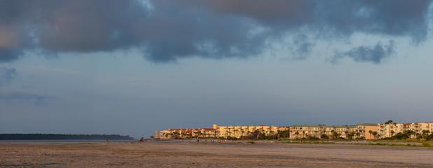 St Simons Hotels along East Beach, St Simons Island, GA