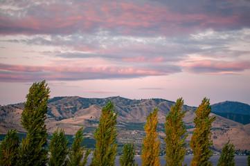 Chelan View at Dawn