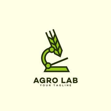 Agro lab logo