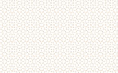 Arabic stars seamless pattern