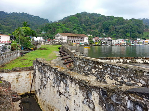 Fuerte San Jeronimo, Portobelo, Colon, Panama