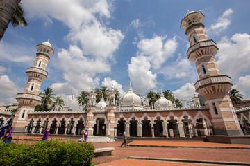 mosque in Kuala Lumpur Fototapete