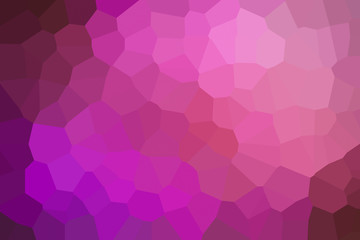 Purple gradient polygonal background