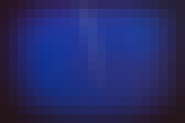 Blue gradient polygonal background