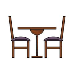 restaurant table cartoon