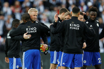 Premier League - Leicester City v Burnley