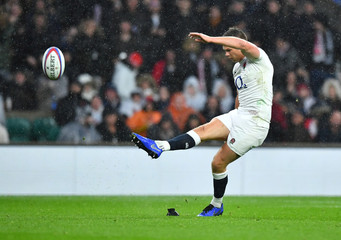 Autumn Internationals - England v New Zealand