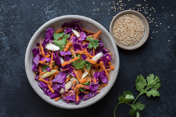 Ingredients for Asian Rice Dish