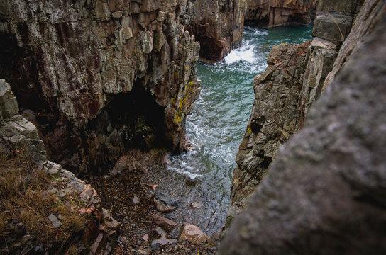 Cliffs of Acadia