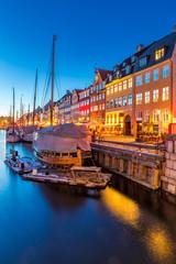 Garden Poster Scandinavia Copenhagen Nyhavn Denmark