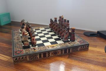Inca chess