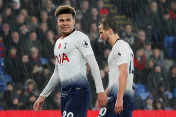 Premier League - Crystal Palace v Tottenham Hotspur