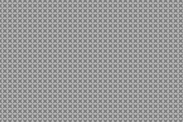 Geometric pattern background. Grey Background