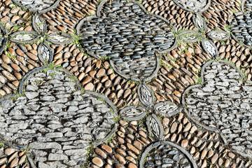 stone walkway_ Dr Sun Yat-Sen Garden - Vancouver