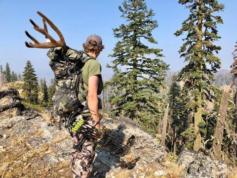 Backcountry Deer Hunting