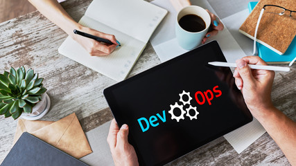 DevOps - development cycles of Automation and monitoring at all steps of software construction.