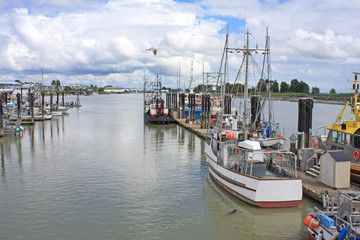 Steveston Harbor, Richmond, BC