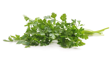 Bunch of parsley.