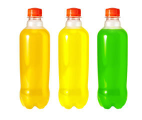 energy drink in bottle