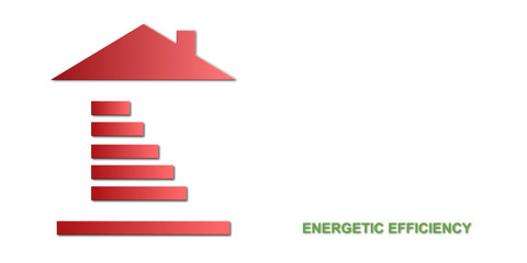 energy conservation and efficiency concept backdrop