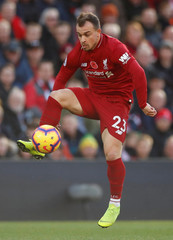 Premier League - Liverpool v Fulham