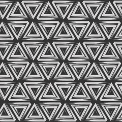Seamless abstract pattern for gift wrap and fabric design
