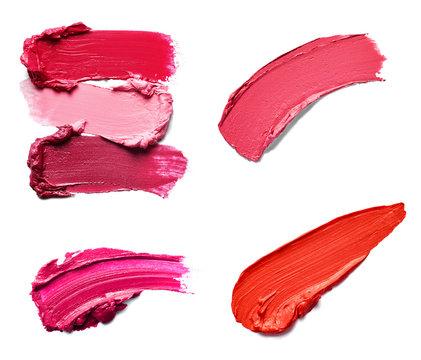 lipstick paint color makeup beauty sample