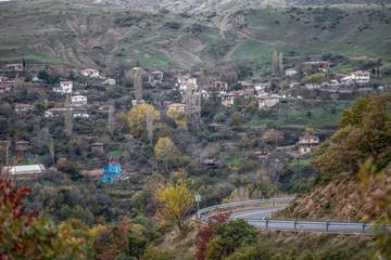 Ucmakdere village , Tekirdag, Turkey.