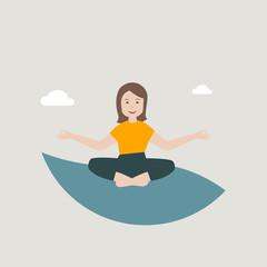 Meditation innere Mitte