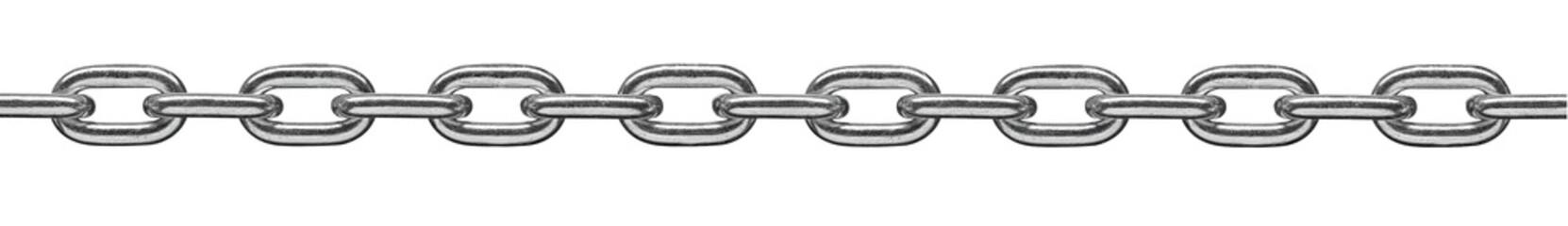 chain link metal steel