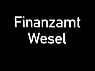 Finanzamt - Briefkastenschild