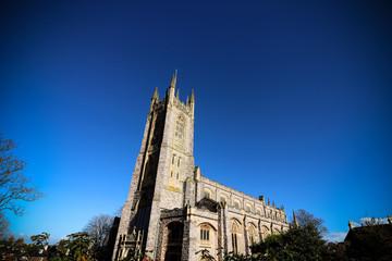 Exmouth Church in Devon