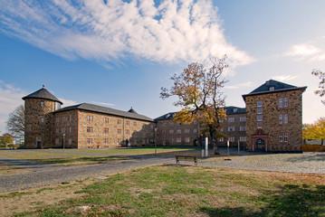 Landgrafenschloss Butzbach, Wetterau, Hessen, Deutschland